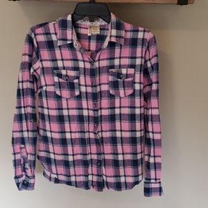 Girl's flannel